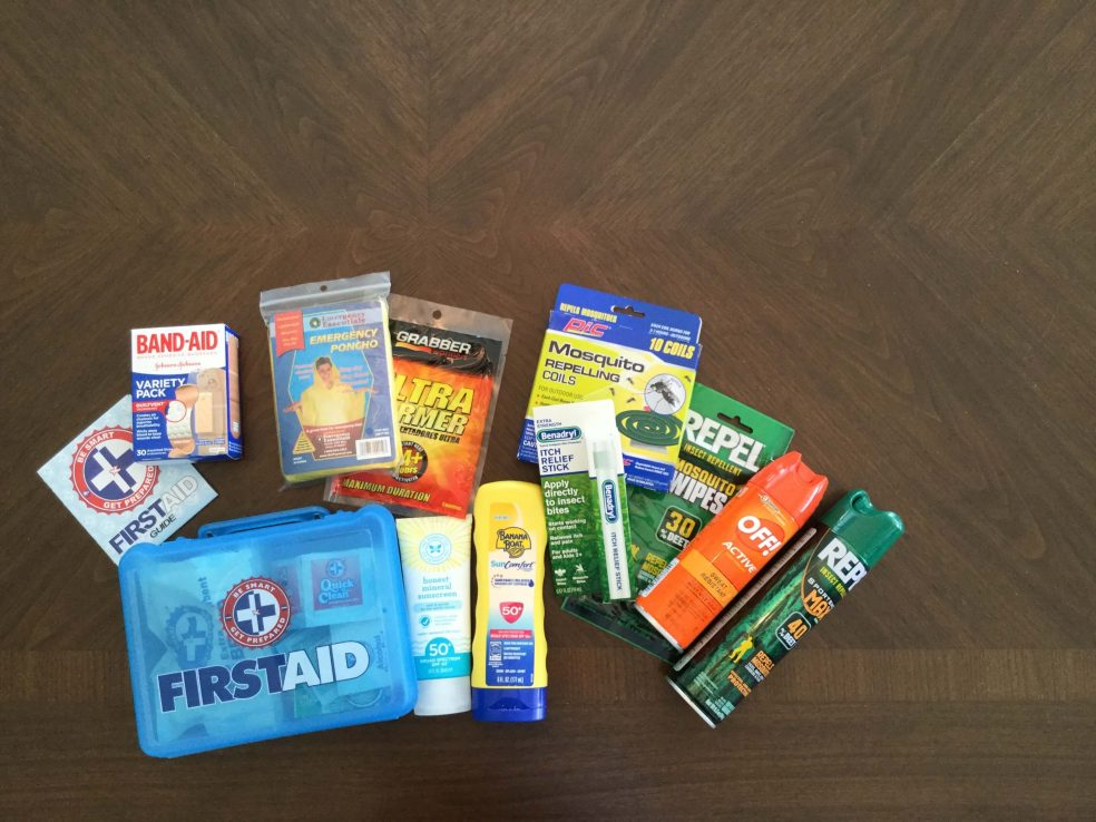 Emergency Preparedness - External Hazards