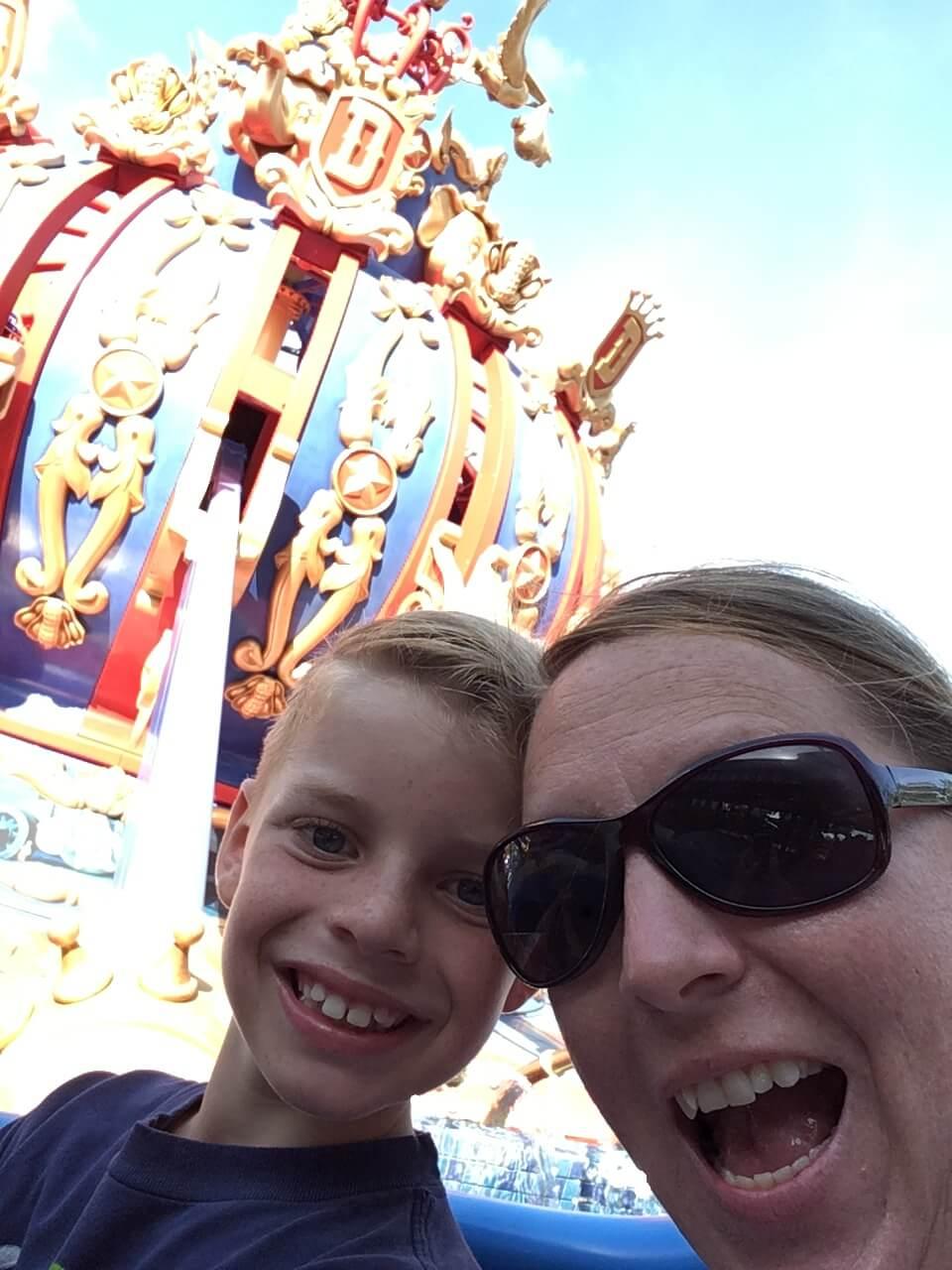 Sarah & Gabe on Dumbo