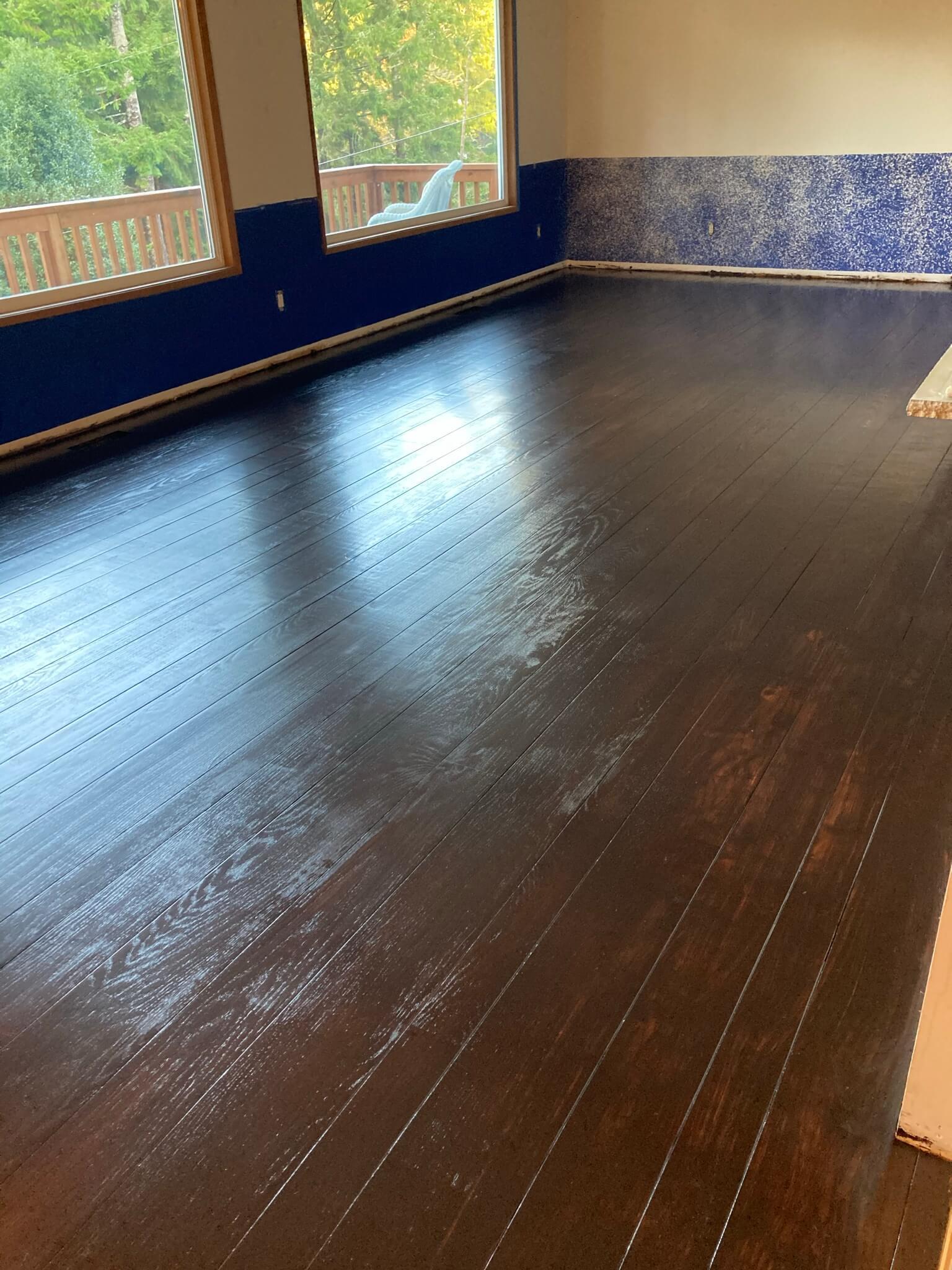 After - Floor